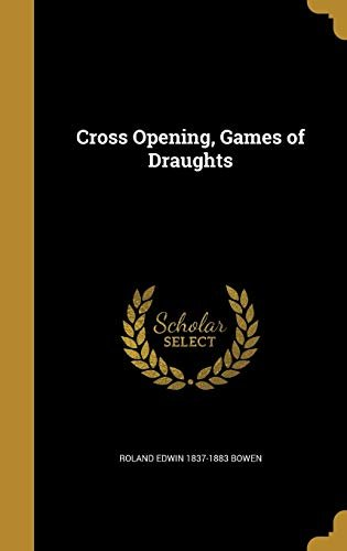 Bowns Cross Reprint Cover